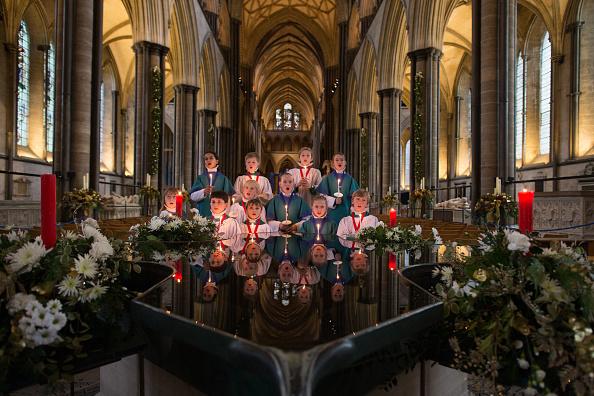 Choir「Salisbury Cathedral Choristers Prepare For Christmas」:写真・画像(15)[壁紙.com]