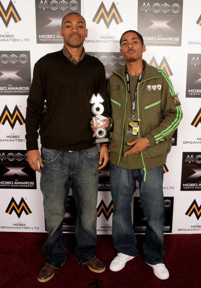 Guest「MOBO Awards 2005 - Awards Room」:写真・画像(2)[壁紙.com]
