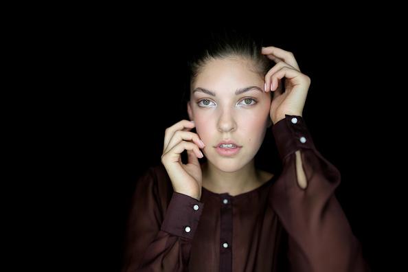 Swarovski「Maisonnoee Backstage - Mercedes-Benz Fashion Week Berlin Spring/Summer 2018」:写真・画像(2)[壁紙.com]