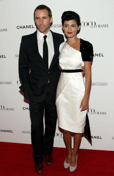 """Audrey Tautou「CHANEL Presents the New York Premiere of """"Coco Before CHANEL"""" - Red Carpet」:写真・画像(2)[壁紙.com]"""
