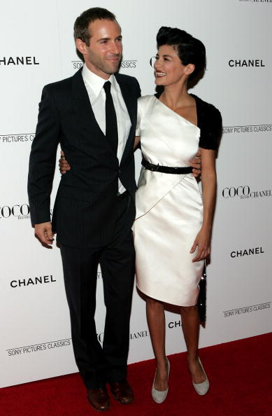 """Audrey Tautou「CHANEL Presents the New York Premiere of """"Coco Before CHANEL"""" - Red Carpet」:写真・画像(3)[壁紙.com]"""