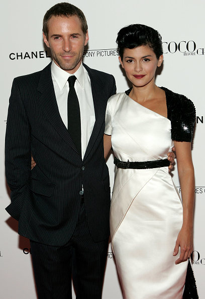 """Audrey Tautou「CHANEL Presents the New York Premiere of """"Coco Before CHANEL"""" - Red Carpet」:写真・画像(1)[壁紙.com]"""