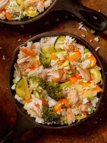 Chinese Takeout「Chicken and Vegetable Fried Rice」:スマホ壁紙(17)