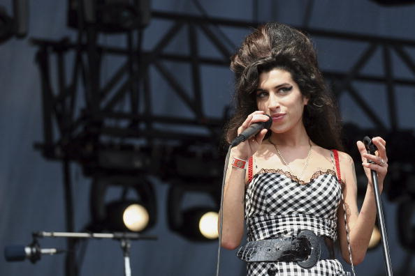 Amy Winehouse「Lollapalooza 2007 - Show - Day 3」:写真・画像(10)[壁紙.com]
