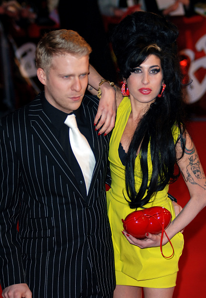 Big Hair「Arrivals At The Brit Awards 2007」:写真・画像(8)[壁紙.com]