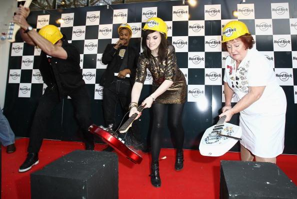 Amy Macdonald「Hard Rock Cafe Re-Opening」:写真・画像(7)[壁紙.com]