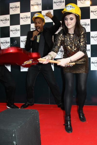 Amy Macdonald「Hard Rock Cafe Re-Opening」:写真・画像(9)[壁紙.com]