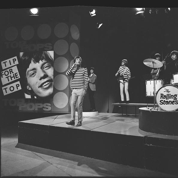 BBC「Rolling Stones On Top Of The Pops」:写真・画像(7)[壁紙.com]