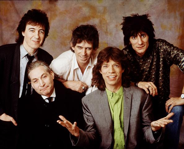 スタジオ撮影「The Rolling Stones」:写真・画像(9)[壁紙.com]