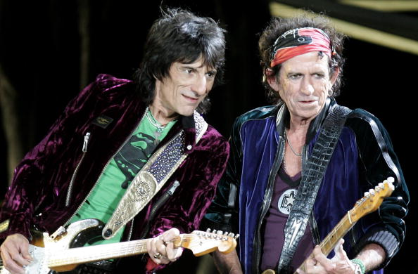 Electric Guitar「The Rolling Stones Play Twickenham Stadium」:写真・画像(9)[壁紙.com]