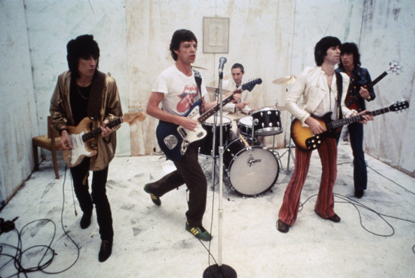 Rolling Stones「Stones Video Shoot」:写真・画像(17)[壁紙.com]