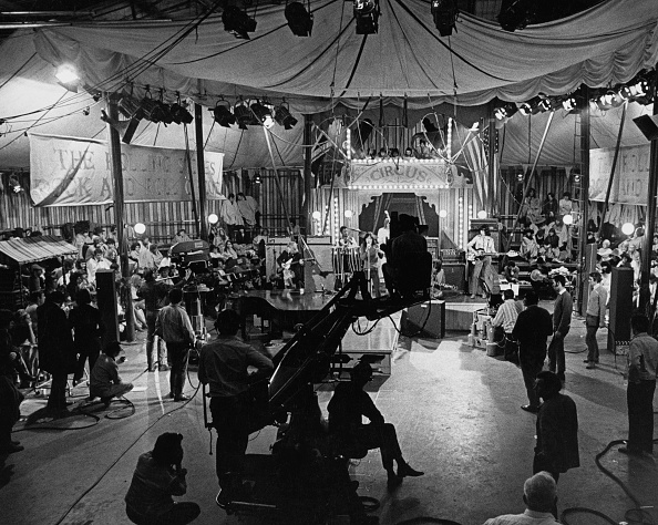 Entertainment Tent「The Rolling Stones Rock And Roll Circus」:写真・画像(1)[壁紙.com]