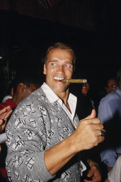 Action Movie「Arnold Schwarzenegger Parties on the Town」:写真・画像(2)[壁紙.com]