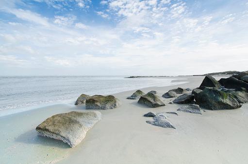 Charleston - South Carolina「Folly Beach, James Island, SC」:スマホ壁紙(7)