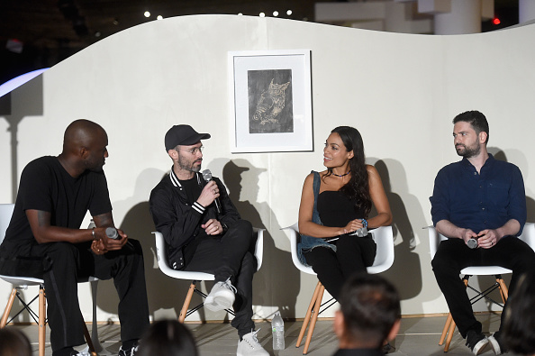 "Water's Edge「Take-Two Interactive Hosts ""Open Worlds: Art In The Age Of Interactivity"" Panel In Miami On November 30th At Audemars Piguet Art Commission ""Reconstruction Of The Universe"" By Sun Xun」:写真・画像(6)[壁紙.com]"