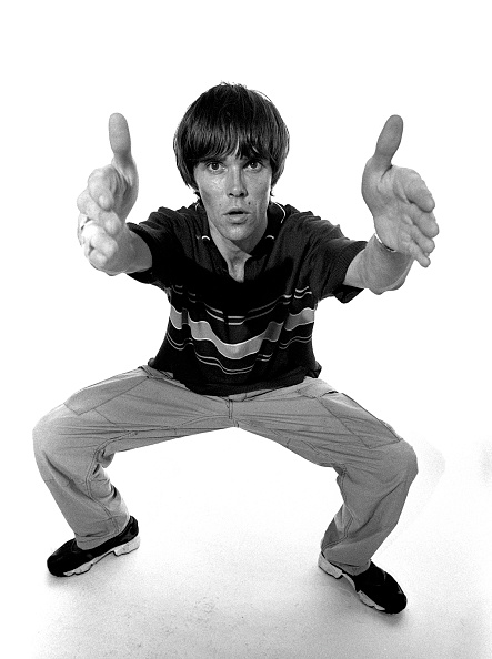 One Man Only「Ian Brown」:写真・画像(13)[壁紙.com]