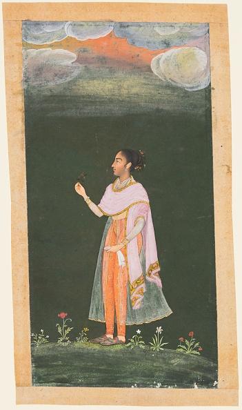 Creativity「Lady Holding A Flower」:写真・画像(19)[壁紙.com]