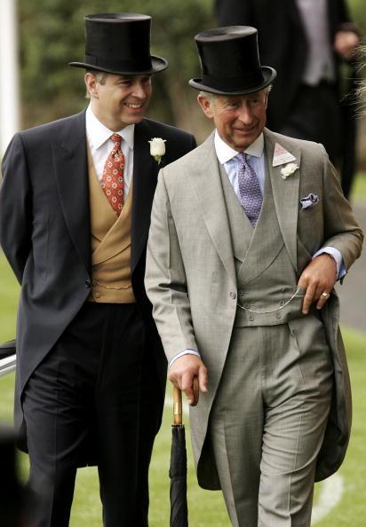 Prince Andrew - Duke of York「Racergoers & Royals At Royal Ascot - Day 1」:写真・画像(13)[壁紙.com]