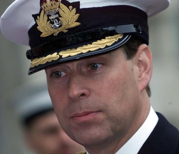 Military Uniform「Unveiling Of The Fleet Air Arm Memorial Daedalus」:写真・画像(15)[壁紙.com]