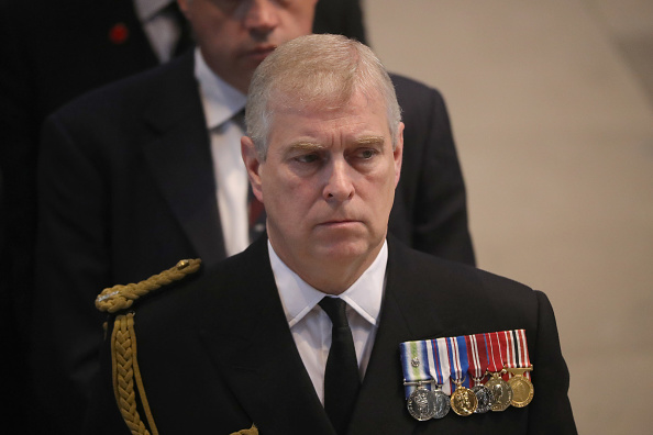 Prince Andrew - Duke of York「Somme 100 Commemorations Take Place In Manchester」:写真・画像(2)[壁紙.com]