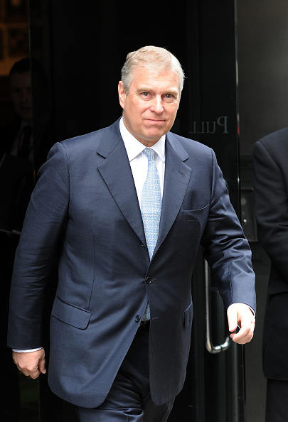 Prince Andrew - Duke of York「The Duke Of York Attends Mother London Alone After The Queen Withdrew From Public Engagements This Week」:写真・画像(0)[壁紙.com]