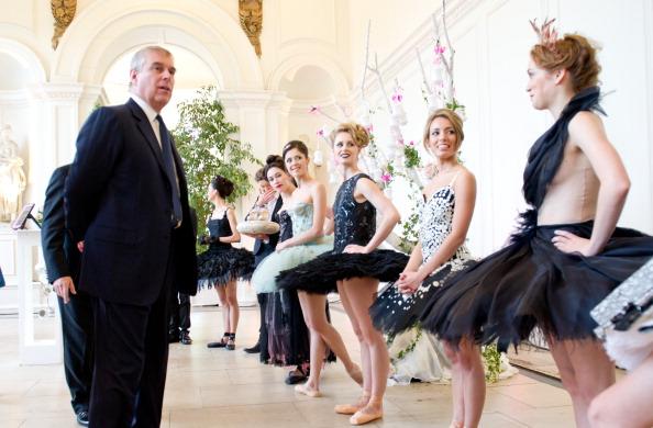 Prince Andrew - Duke of York「The English National Ballet Summer Party」:写真・画像(14)[壁紙.com]