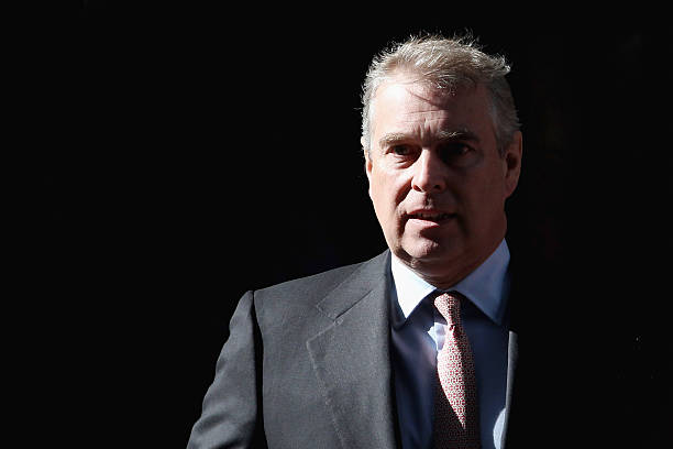 The Duke Of York, The UK's Special Representative For International Trade and Investment Visits Crossrail:ニュース(壁紙.com)