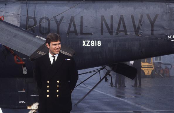 Falkland Islands「Prince Andrew returns from the Falklands War」:写真・画像(6)[壁紙.com]