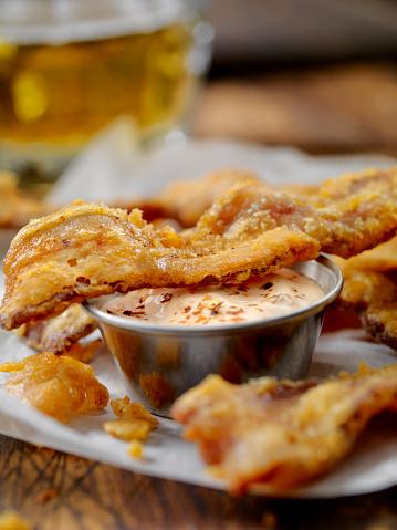 Chili Sauce「Beer Battered Bacon」:スマホ壁紙(2)