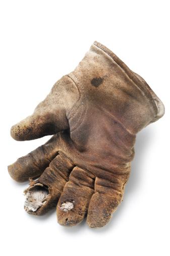 Protective Glove「Old Glove」:スマホ壁紙(11)