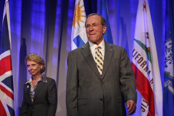 Oregon - US State「Leaders, Experts Attend Governors' Global Climate Summit」:写真・画像(13)[壁紙.com]