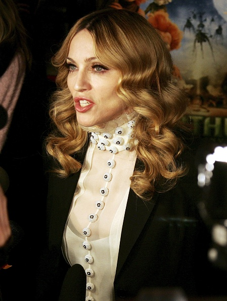 """Singer「Madonna Hosts A Special Screening Of """"Arthur And The Invisibles""""」:写真・画像(6)[壁紙.com]"""