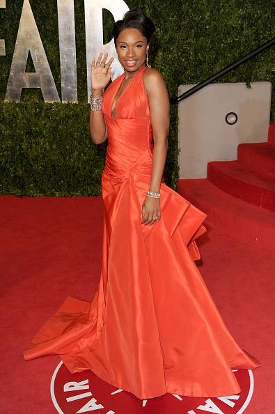 Halter Top「2011 Vanity Fair Oscar Party Hosted By Graydon Carter - Arrivals」:写真・画像(3)[壁紙.com]