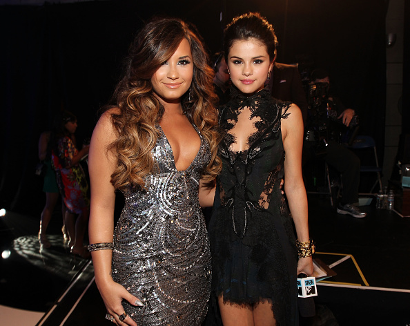 Selena Gomez「2011 MTV Video Music Awards - Red Carpet」:写真・画像(1)[壁紙.com]
