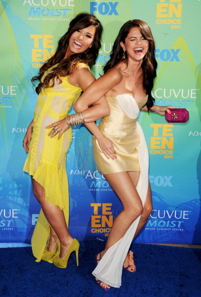 Demi Lovato「2011 Teen Choice Awards - Arrivals」:写真・画像(8)[壁紙.com]