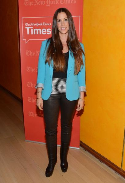 Stiletto「TimesTalk Presents An Evening With Alanis Morrisette」:写真・画像(14)[壁紙.com]