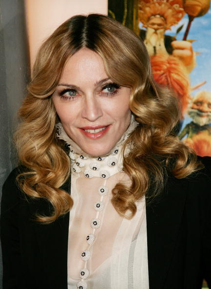 """Singer「Madonna Hosts A Special Screening Of """"Arthur And The Invisibles""""」:写真・画像(17)[壁紙.com]"""