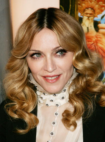 "Smiling「Madonna Hosts A Special Screening Of ""Arthur And The Invisibles""」:写真・画像(12)[壁紙.com]"