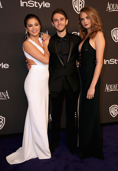 Selena Gomez「2015 InStyle And Warner Bros. 72nd Annual Golden Globe Awards Post-Party - Arrivals」:写真・画像(4)[壁紙.com]