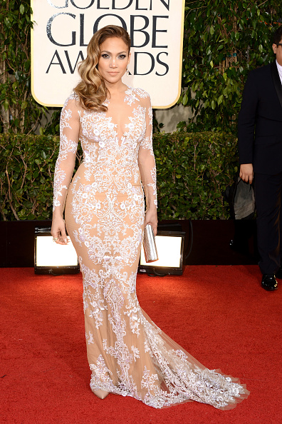 Lace - Textile「70th Annual Golden Globe Awards - Arrivals」:写真・画像(4)[壁紙.com]