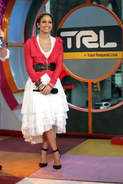 Layered「MTV TRL With Jennifer Lopez And Hayden Christensen」:写真・画像(3)[壁紙.com]