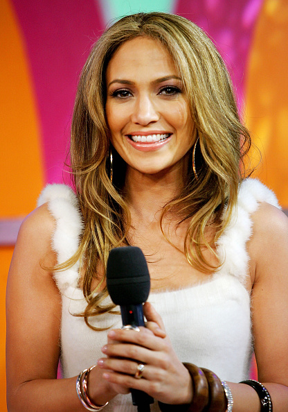 Evan Agostini「MTV TRL With Jennifer Lopez」:写真・画像(14)[壁紙.com]