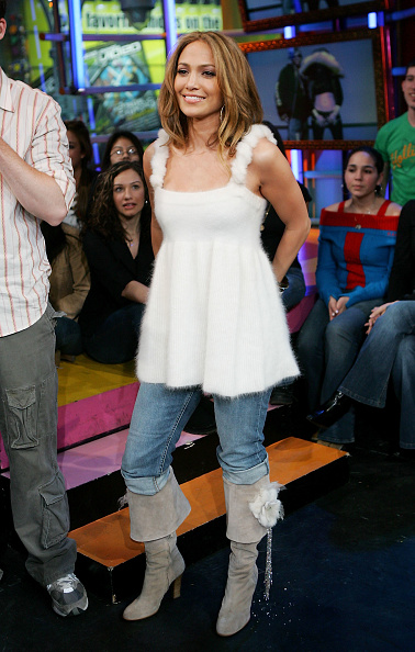 Evan Agostini「MTV TRL With Jennifer Lopez」:写真・画像(10)[壁紙.com]