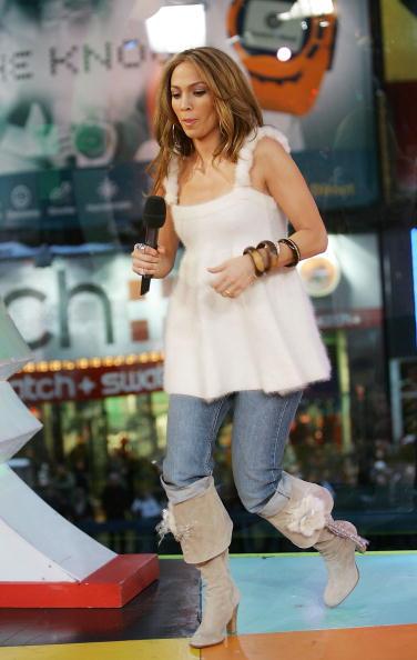 Evan Agostini「MTV TRL With Jennifer Lopez」:写真・画像(18)[壁紙.com]