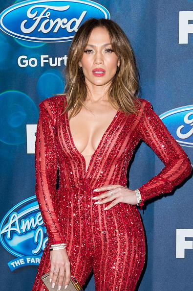 Jennifer Lopez「Meet Fox's 'American Idol XV' Finalists - Arrivals」:写真・画像(16)[壁紙.com]
