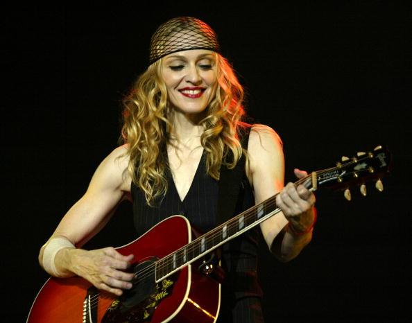 "Singer「Madonna Returns For Night Two Of Her ""Reinvention""」:写真・画像(17)[壁紙.com]"