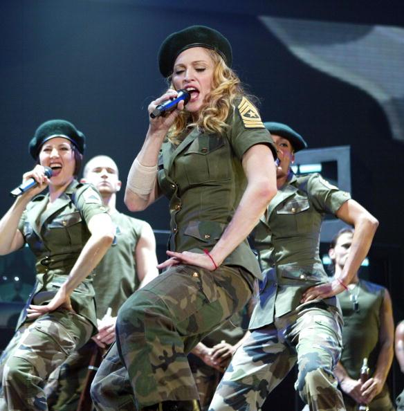 "Singer「Madonna Returns For Night Two Of Her ""Reinvention""」:写真・画像(13)[壁紙.com]"