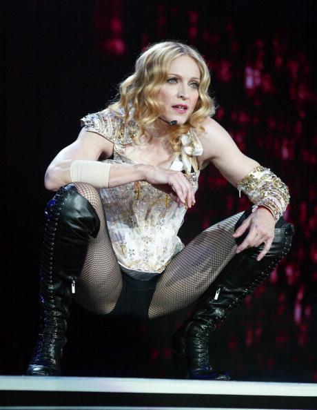 女性歌手「Opening Night Of Madonna's 'ReInvention' Tour」:写真・画像(19)[壁紙.com]