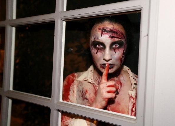 Celebrities「Demi Lovato's Halloween Party」:写真・画像(4)[壁紙.com]