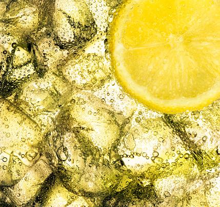 Sour Taste「Ice and lemon in a citrus drink」:スマホ壁紙(17)